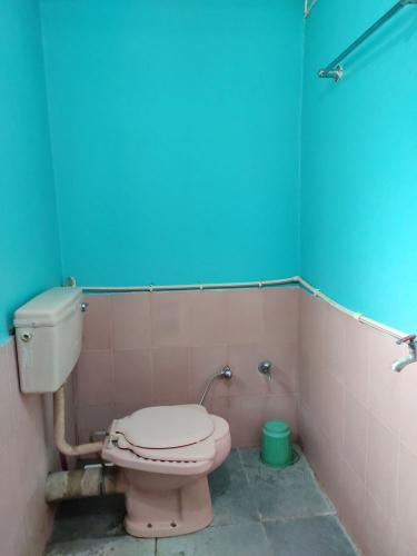 Anandi Home Stay - Bathroom and Toilet